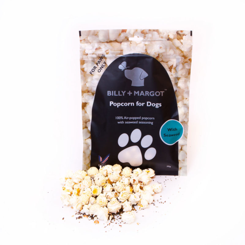 Billy + Margot - Popcorn