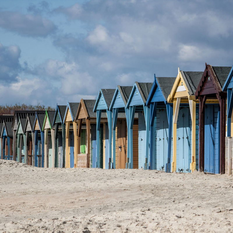 West Sussex Beach Huts