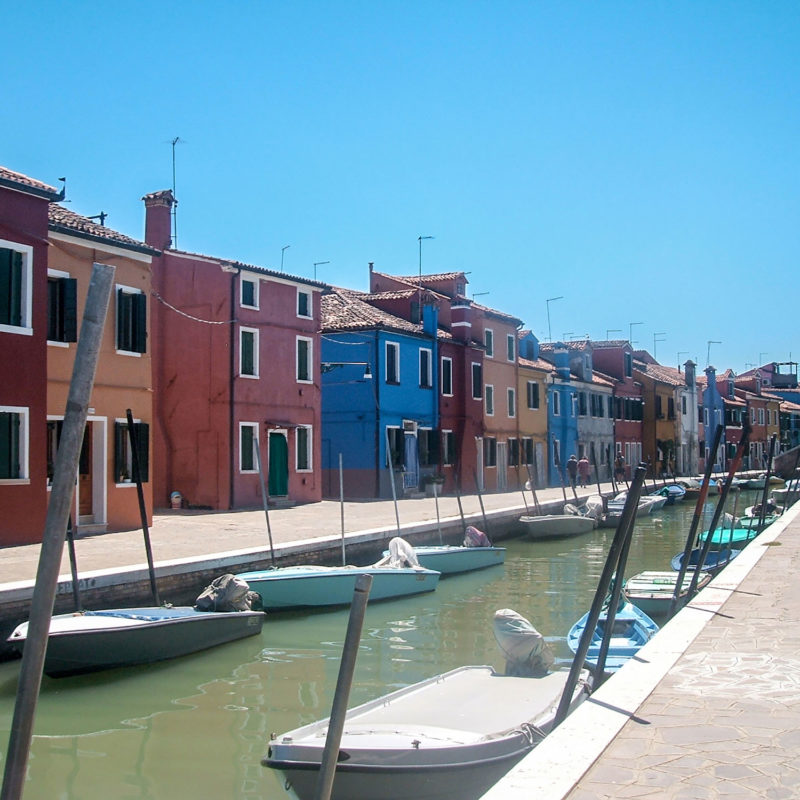 Burano Venice Photo