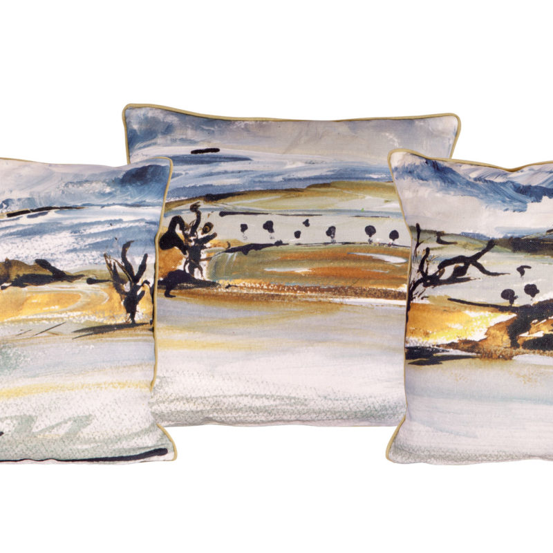 HOMH Triptych Cushions
