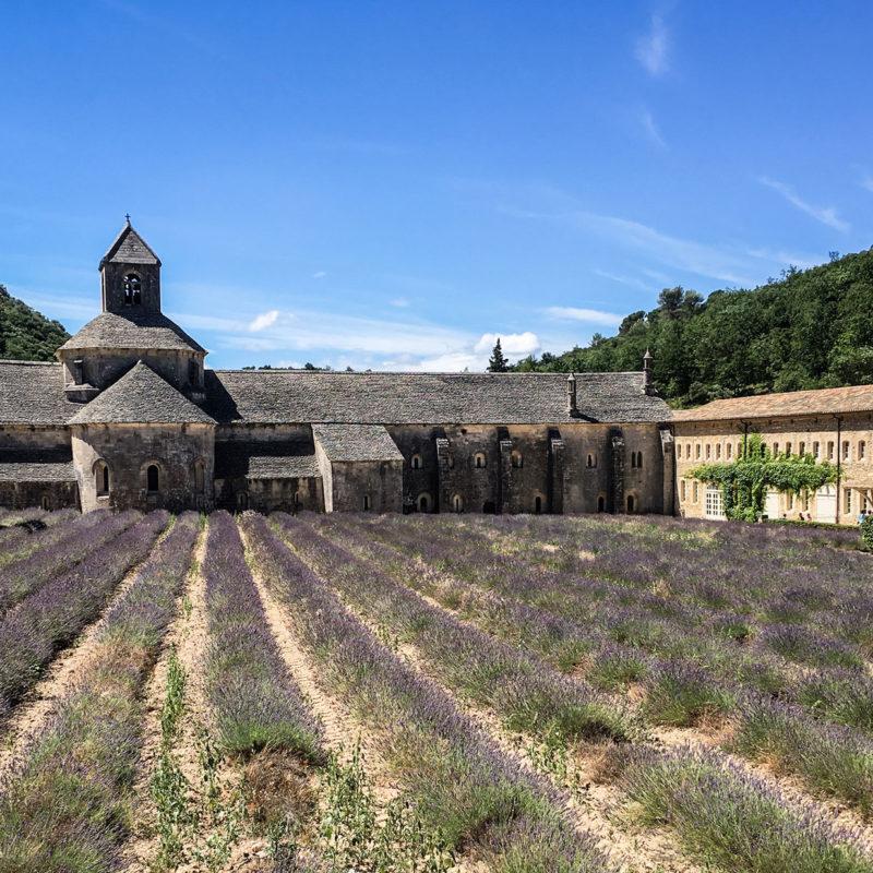 Luberon Monastery